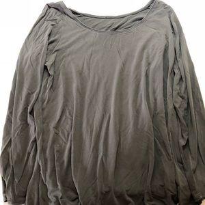 Eileen Fisher silk shirt